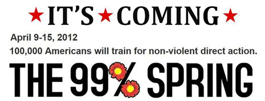 Post image for The 99 Spring -This Spring we Rise!