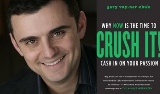 crush it book