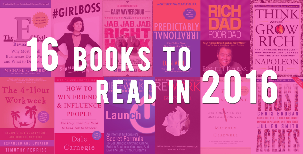 business books 2016