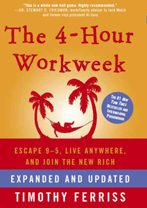 four hour workweek book tim ferriss