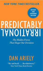 predictably irrational book dan arrielly