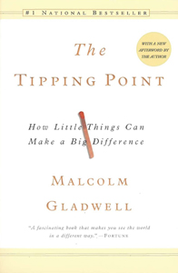 the tipping point business book malcolm gladwell