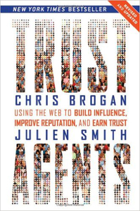 trust agents book chris brogan